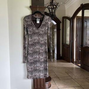 BCBGMaxAzria Dress Size Medium
